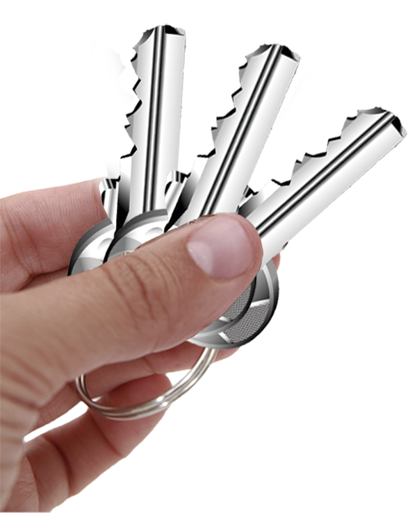 ¿Cómo retirar una llave rota de la cerradura?